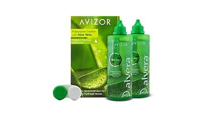 Avizor Alvera Multipack (2x350ml)  All-in-One Lösung von MPG&E