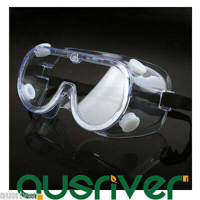3x 3m1621 Dust-tight Anti-fog Protective Glasses Goggles Safe Eyewear For Splash Home & Garden Business & Industrial