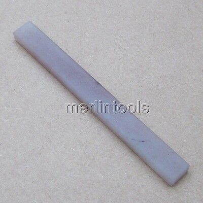 Natural White Agate Polishing Stone Graver Sharpening Tool