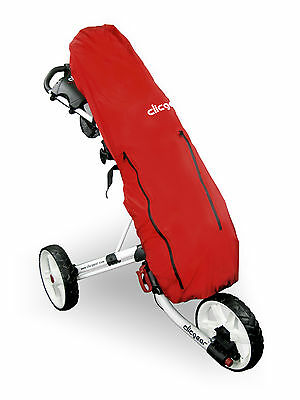 Clicgear Golf Bag Rain Cover - Clicgear quality to keep Bags and Clubs Dry