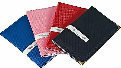 Deluxe Golf Scorecard Holder - Great Gift for Golfers - FREE UK Delivery