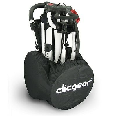 Clicgear Trolley Wheel Cover - Great Accessory - Helps Keep Your Car Boot Clean