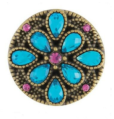 GINGER SNAPS™ LOVELY ZIRCON AB Jewelry - BUY 4, GET 5TH $6.95 SNAP FREE