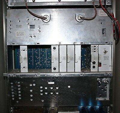 Motorola Micor Repeater control and low power TX ex police radio network