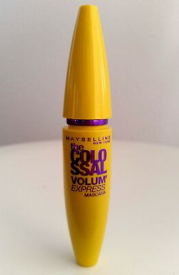 Maybelline Mascara Colossal Volum Express Eyes Glam Brown Braun 10,7 ml