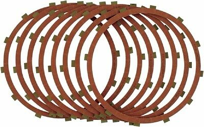 Alto Clutch Friction Plates Harley Sportster Ironhead 883 900 1000 Xlh 1971-1984