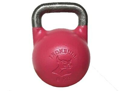 8 kg Kettlebell - Competition ( 17.63 lbs )