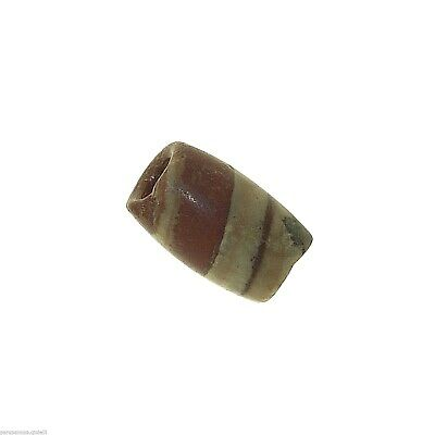 Bactrian Culture Marble (?) Bead,   (0945)