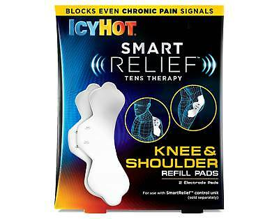 Icy Hot Smart Relief Tens Therapy Knee & Shoulder - Refill Pads