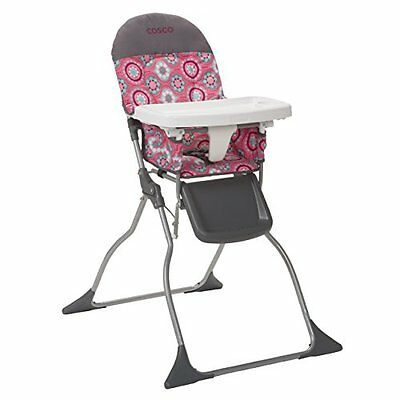 Cosco Simple Fold High Chair, Posey Pop New Gift
