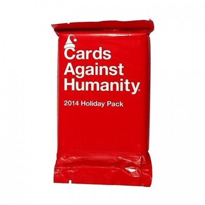 Cards Against Humanity 2014 Holiday Christmas Expansion Pack Brand New Australia