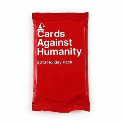 Cards Against Humanity 2013 Holiday Christmas Expansion Pack Brand New Australia