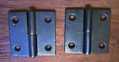 Left Handed - Cast Iron Lift Off Hinges – 2 1/2 x 2 1/2