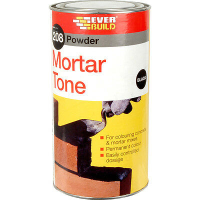 Everbuild 208 Mortar Tone Powder All Colours - 1kg