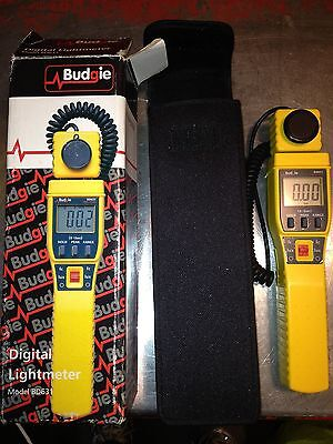Budgie Bd631 Light Meter