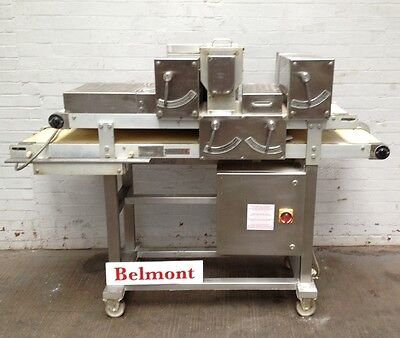 Pietroberto Finger Moulder Bread Moulder BAKERY MACHINERY BM12
