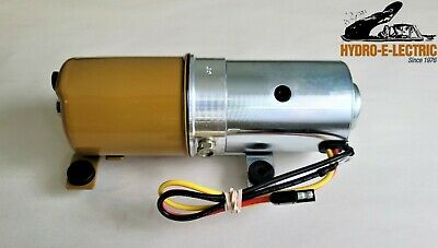1964-1972 Ford Convertible Top Hydraulic Motor Pump - Brand New!