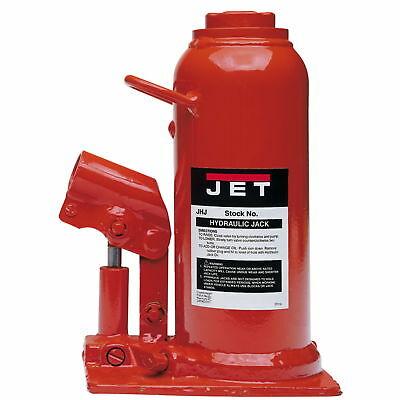 JET JHJ-12-1/2 12.5 Ton Hydraulic Bottle Jack - 453312