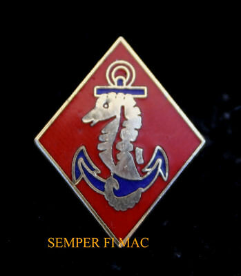 Us Marine Fmf Ships Detachment Hat Pin Fleet Marine Force Uss Usmc Semper Fi Wow