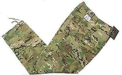 US Army OCP Multicam Camouflage Pants Trousers Large Short Pants