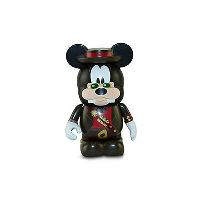 "Disney Parks Vinylmation Mechanical Kingdom Series Goofy 3"" Figure New In Box"
