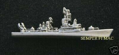 Uss Sellers Ddg-11 Hat Lapel Pin Up Made In Us Navy Guided Missile Destroyer Wow
