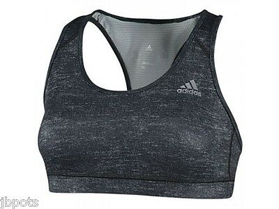45827dbe62672 Adidas Women  s TechFit Climacool Sports Bra in Gray Size Extra Small (0