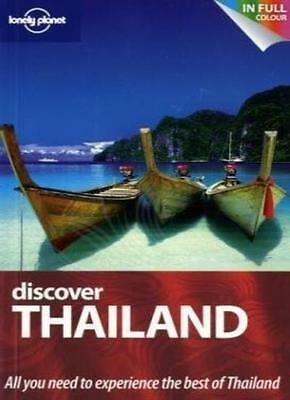 Discover Thailand (Au and UK) (Lonely Planet Discover Guides) By China Williams
