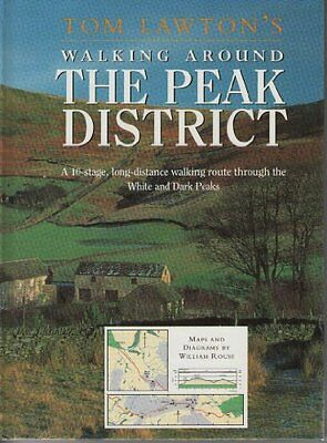 Walking Around the Peak District: A 10-stage, Long-distance Wal .9781860198885