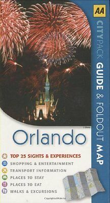 Orlando (AA CityPack Guides) By AA Publishing