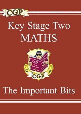 KS2 Maths : The Important Bits : (Study Books) By Richard Parsons