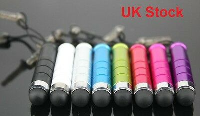 10x MINI Universal Capacitive Stylus PEN for ALL Mobile Phones Tablet Ipad Touch
