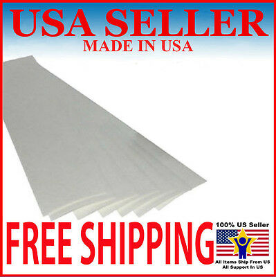 "50 Golf Club Grip Tape Strips Double Sided 2"" x 9"" Premium Easy Peel Made in USA"