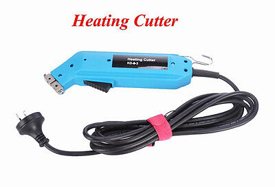 Heating Cutter Tool Hot Knife Cutter Heat Cutting Tool Fabric Cloth Rope Cable