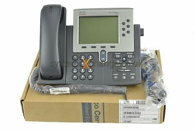 Cisco IP SIP VoIP Phone CP7960G **12 Month Warranty** Grade A FREE Delivery