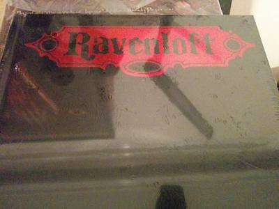 Ravenloft RPG Faux-Leather Cover Collector's Limited Edition Brand New Sealed
