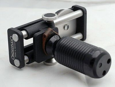 Novoflex slider handle made in Germany