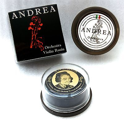 Andrea Violin Orchestra Rosin UK SELLER FREE POSTAGE!!!