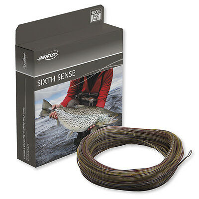 Airflo NEW Camo Intermediate Fly Fishing Line All Sizes Sink Rate 1.5 Inch