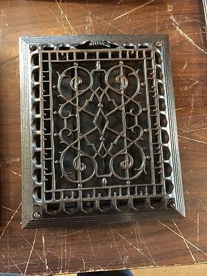 Tc 9 11 Available Price Separately Antique Heating Grate Cast-Iron