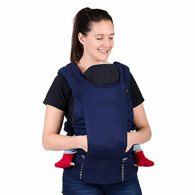 Mountain Buggy Juno Baby Carrier Nautical New Includes Infant Insert! Free Ship!