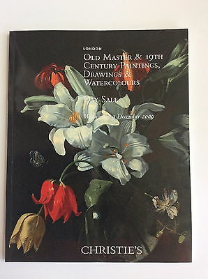 Christie's - London/Old master & 19th century paintings, drawing/watercolors 09