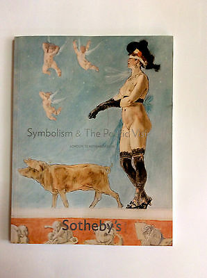 Sotheby's London Symbolism & the poetic vision 12 november 2008