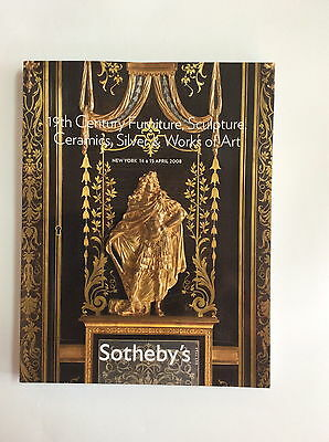 Sotheby's NY-19th cent. furniture,sculpture, ceramics, silver and work of art 08