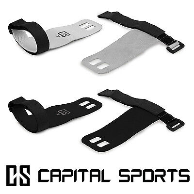Capital Sports Handschutz Gewichtheber Handschuhe Body Building Gloves Echtleder