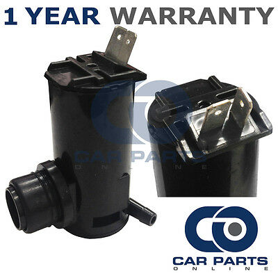 For Ford Capri Mk3 (1974-1987) Front Single Outlet Windscreen Washer Pump