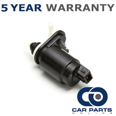 For Vauxhall Zafira B (2005-15) Front & Rear Twin Outlet Windscreen Washer Pump