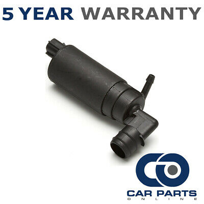 For Toyota Yaris (1999-2005) Front Or Rear Single Outlet Windscreen Washer Pump