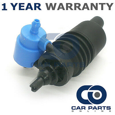 For Volkswagen Golf Mk4 1997-03 Front & Rear Twin Outlet Windscreen Washer Pump