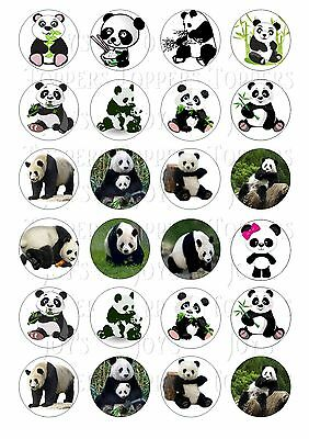 Rice Paper Cupcake Topper Edible Fairy Cake Toppers 24 Dog Dogs Breeds Wafer